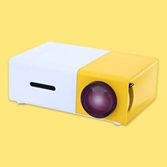 mini LCD projector YG-300 미니빔
