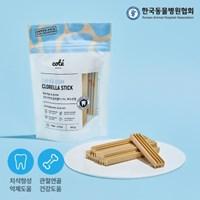 [꼬뜨] 강아지간식 치석제거 기능성 치카껌 클로렐라 스틱 100g