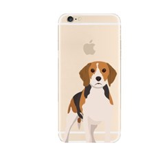 Oh My Puppy (JA-016A) Jelly Case