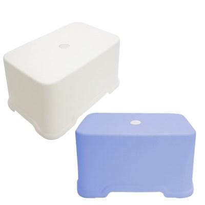 [버드시아] 1+1 욕실의자 (목욕의자/디딤대)