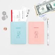 PASSPORT - 커플 여권 케이스