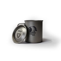 아베나키 티타늄머그 300ml 등산 백패킹 티탄 머그컵