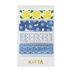 [KITTA] 포켓형 마스킹 테이프_KIT009 그릇