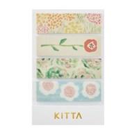 [KITTA] 포켓형 마스킹 테이프_KIT022 꽃