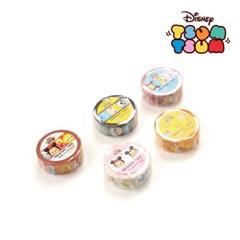 디즈니 썸썸 마스킹 테이프 5입세트