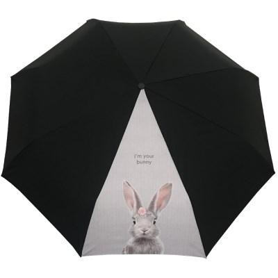 그레이 버니 전자동 3단우산