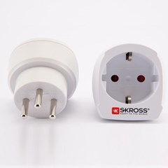 SKROSS COUNTRY ADAPTER EUROPE TO ISRAEL