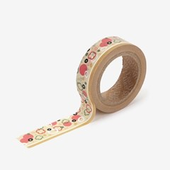 Masking tape single - 132 Pizza