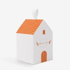오렌지 길쭉한 하우스박스(5개)