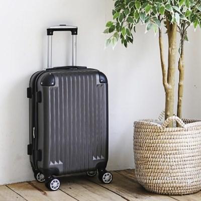 [씨앤티스토리] 투엘 20인치 기내용 확장형 여행가방(CNT705)