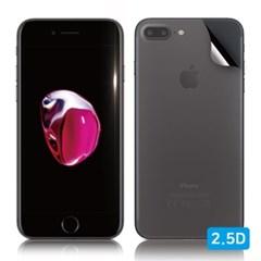 뷰에스피 아이폰7플러스 2.5D 강화유리 1매+유광 전신보호필름 2매