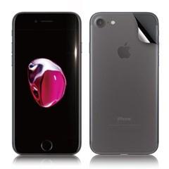 뷰에스피 아이폰7 3D 풀커버 강화유리 1매+유광 후면보호필름 2매