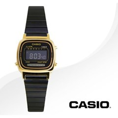 CASIO 카시오 LA670WEGB-1B 여성시계 빈티지 레트로 메탈시계