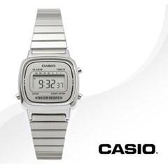 CASIO 카시오 LA670WA-7D 여성시계 빈티지 레트로 메탈시계