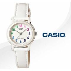 CASIO 카시오 LQ-139L-7B 여성시계 가죽밴드 패션시계