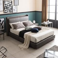 SB246 평상형 심플한 스타일 침대+bedis101 매트리스 Q set