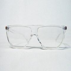 [라플로리다] 레이나 투명 빅프레임 안경테