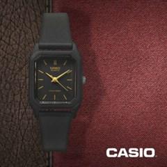CASIO 카시오 LQ-142-1E 여성시계 우레탄밴드 심플시계