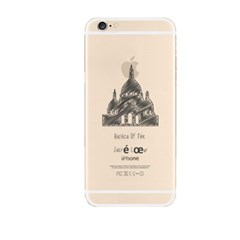 Basilica of the Sacre Coeur (JE-036B) Jelly Case