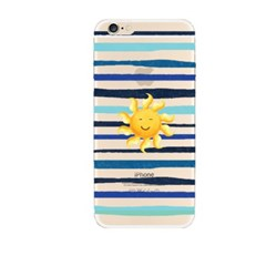 Sun Stripe (JE-037B) Jelly Case