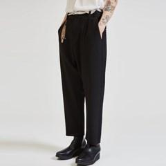 pin-tuck baggy slacks (2 color) - UNISEX_(1018199)