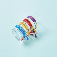 Letra bracelet SET