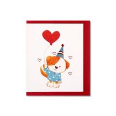 사랑풍선 미니카드