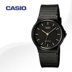 카시오 CASIO MQ-24-1E 남여공용 우레탄밴드 아날로그시계