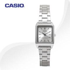카시오 CASIO LTP-V007D-7E 여성용 메탈밴드 아날로그시계