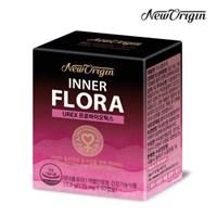 [유한양행] 뉴오리진 이너플로라 60캡슐_여성질유산균