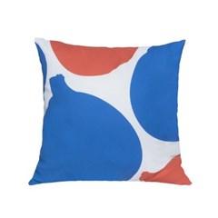 누키트 어니언볼즈 쿠션 (blue/scarlet) (50x50)