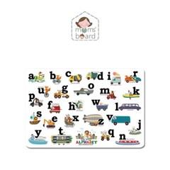 [맘스보드]오브제 자이언트알파벳소문자 / 유아 자석 칠판 퍼즐