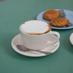 홈 카페 예쁜 커피잔 카푸치노잔 라떼잔