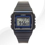 카시오 W-215H-8A 우레탄 밴드 시계