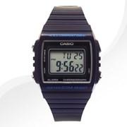 카시오 W-215H-2A 우레탄 밴드 시계