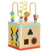 탑브라이트 알록달록 곤충 구슬미로 놀이박스 장난감