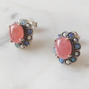 incarose opal lace earring