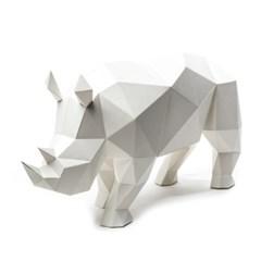 [페이퍼오브제] 코뿔소
