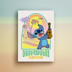 디즈니 스티치 하와이 서프클럽 17113 500X700