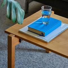 헥스 폴딩 테이블 -라이트브라운 [4 size]