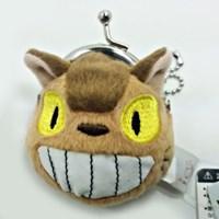 토토로 미니 똑딱이 동전지갑-고양이(554336)