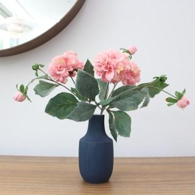 고급 다알리아 조화꽃장식(3color)