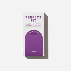 바른생각 콘돔 퍼펙트핏 12개입