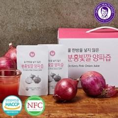김재식 분홍빛깔양파즙 30팩 1박스