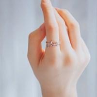 빙하의눈물2 반지 반지