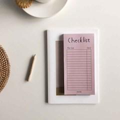 마들렌 checklist 2set