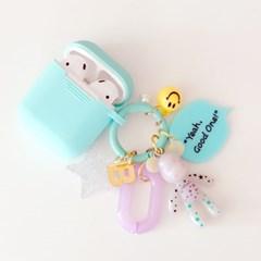 스타 야광 Mini Charm + AirPods