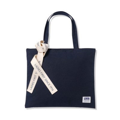 Lettering Ribbon bag