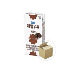 매일 초콜릿맛우유 200ml 1박스(24개)_(698430)