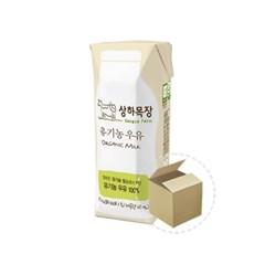매일 상하목장 우유 125ml 1박스-24개_(698427)